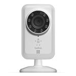 Netcam Wi-Fi Camera With Night Vision - Network Camera - Colour ( Day&night ) - Audio - Wirel