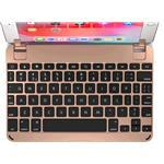 Bluetooth keyboard for iPad - 7.9in - Gold - Qwerty En